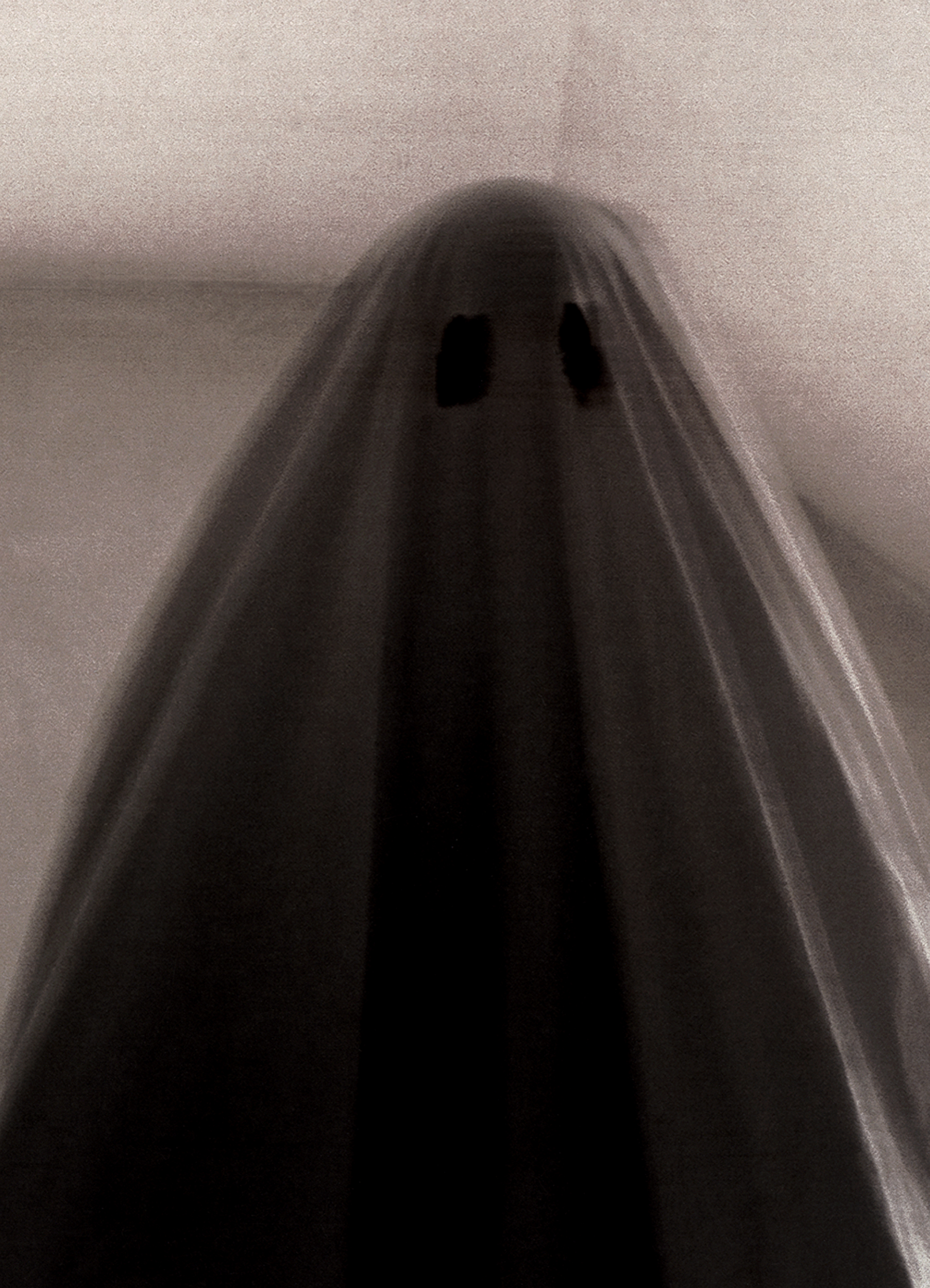 Ghost, photograph by Wouter van Riessen