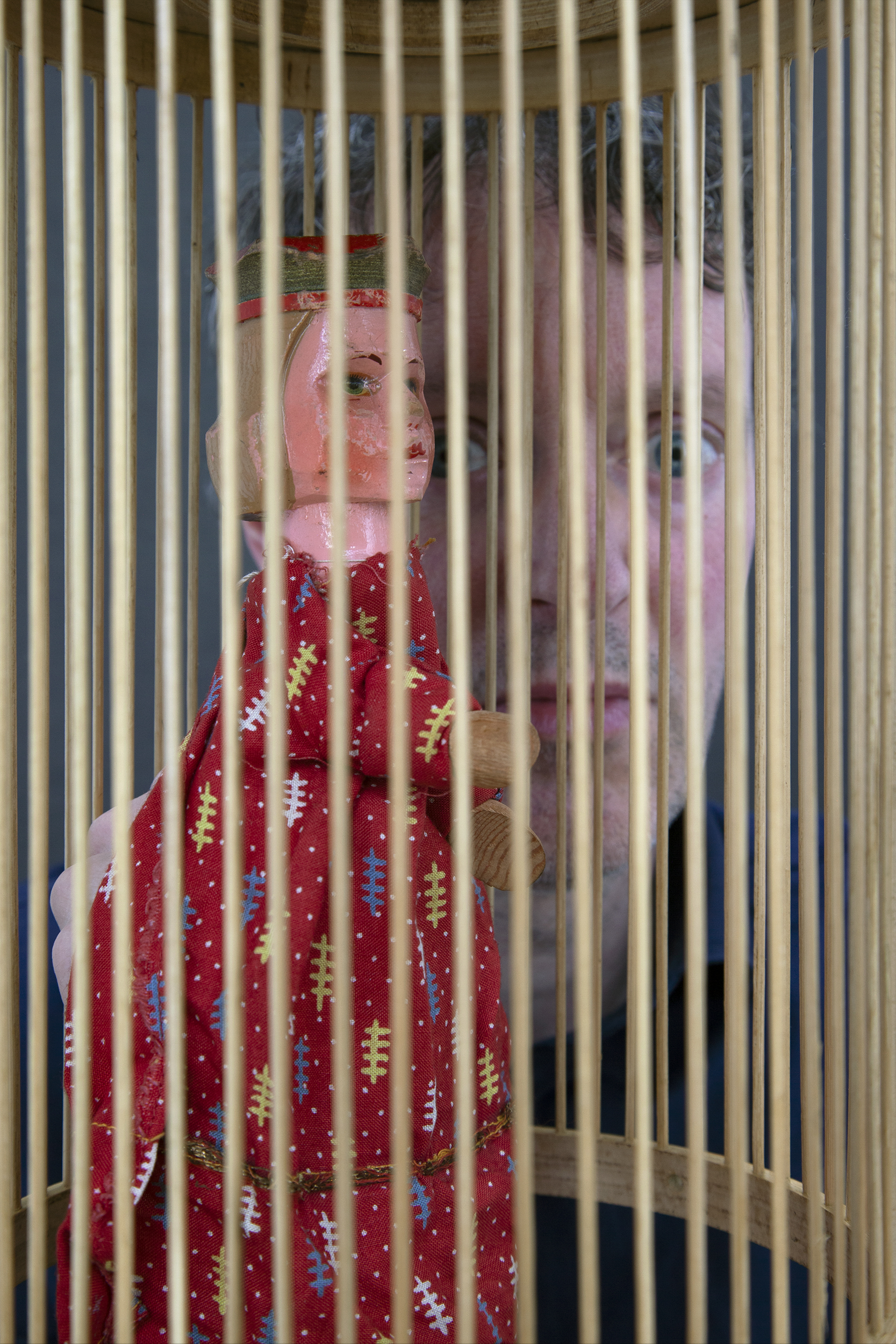 Cage, photograph by Wouter van Riessen